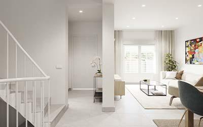 ¿Tienes un piso y se te ha hecho pequeño? La mejor opción es la casa adosada.