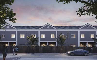 ¿Qué ventajas tienen las puertas acorazadas de las casas adosadas Rucapri?